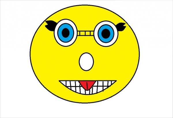 Free Smiley Cartoon Faces