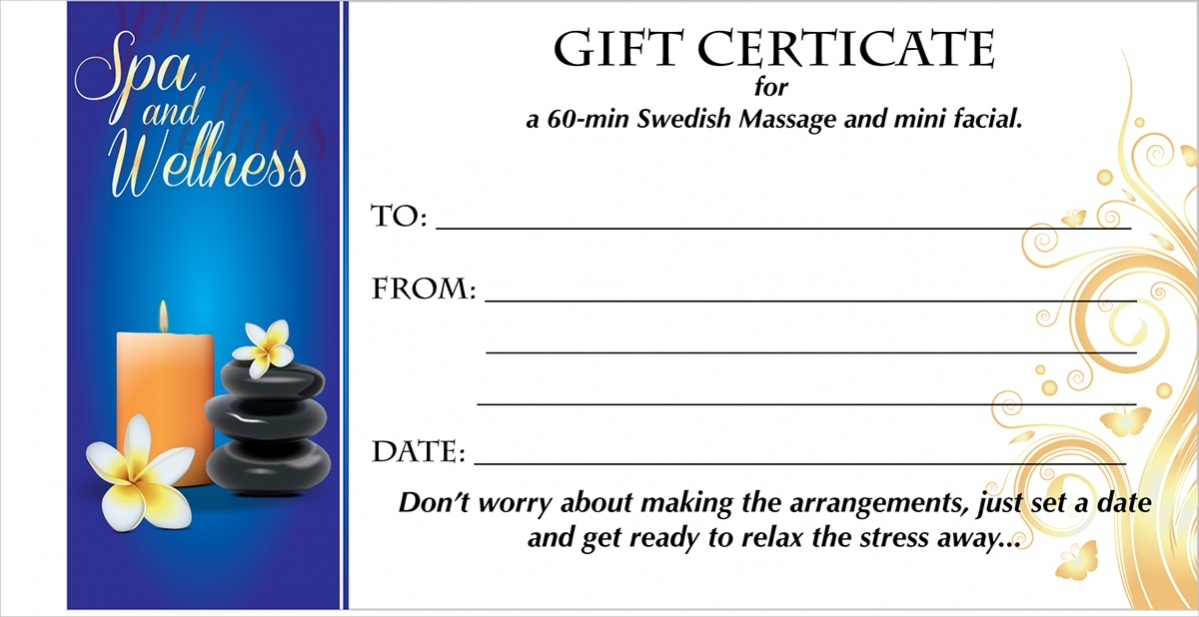 salon gift certificate template free download - 16 free gift certificates psd vector eps download