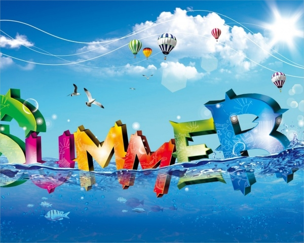 Free Summer HD Wallpaper
