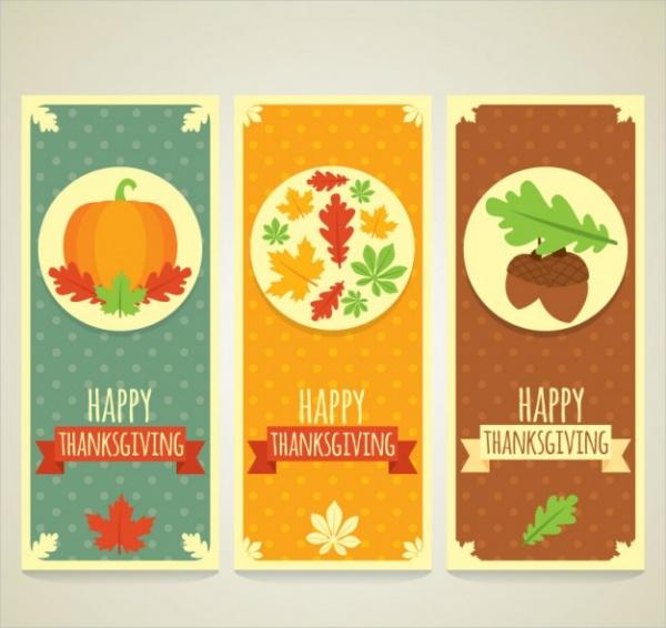 Free Thanksgiving Banner Printable