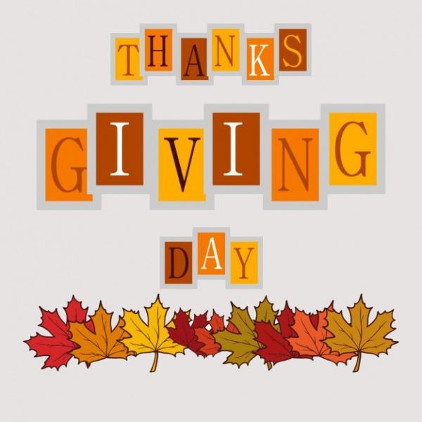 Free Thanksgiving Coloring Image