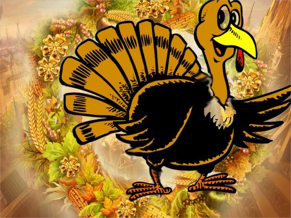 Free Thanksgiving Turkey Wallpaper