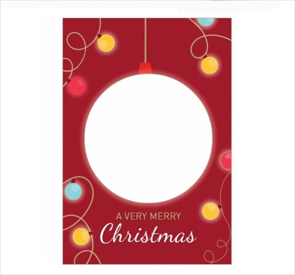 Free Traditional Christmas Ecard