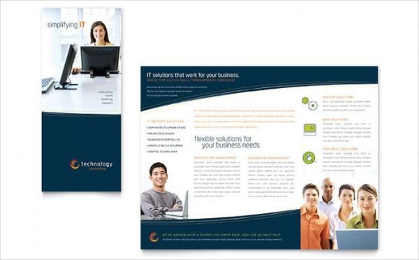 Free Tri Fold Brochure
