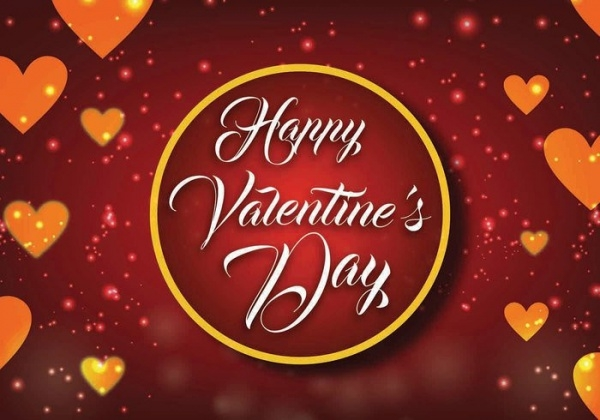 Free Valentine Anniversary Card