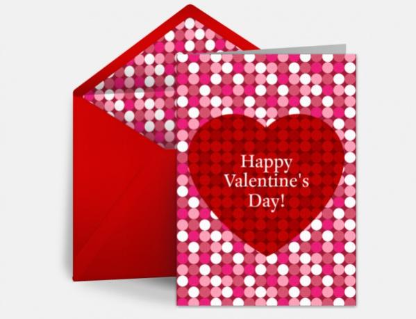 Free Valentines Greeting Ecard