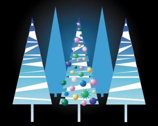 Free Vector Christmas Clip Art