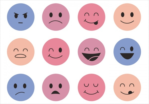 Free Vector Smiley Face