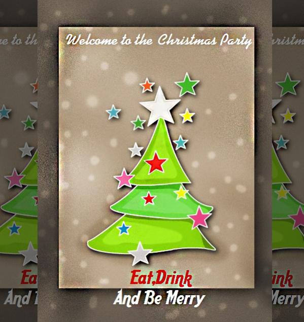 Free Vintage Christmas Ecard