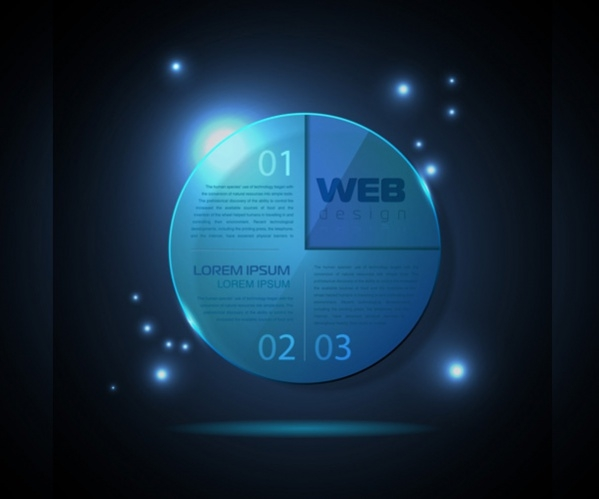 Free Web Infographic Template