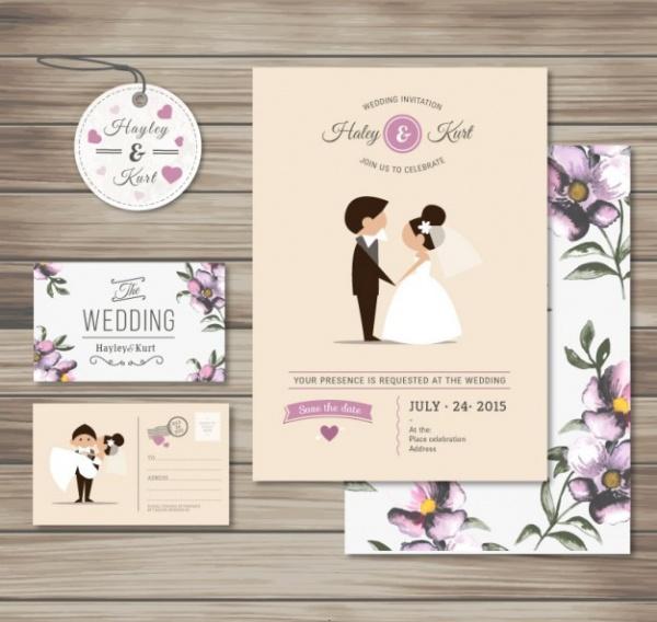 Free Wedding Clipart Design