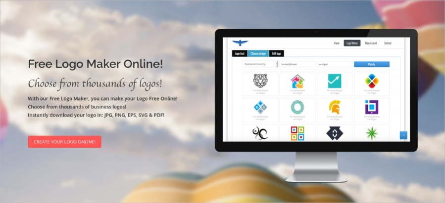 Freelogomaker - Best Online Logo Maker Free