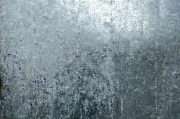 Galvanized Metal Texture