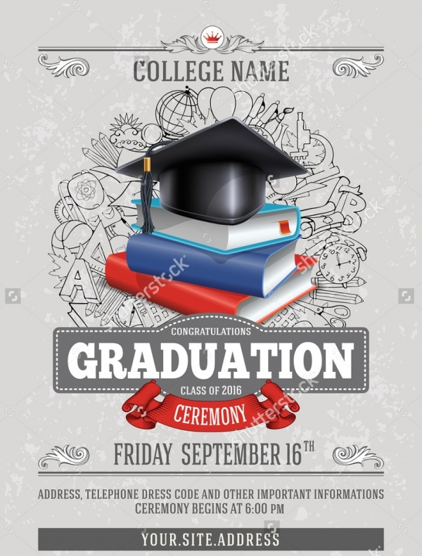 Graduation Ceremony Announcement