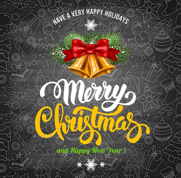 Happy Merry Christmas Greetings