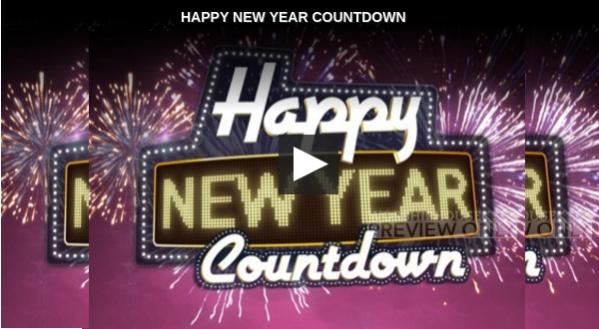 Happy New Year Countdown Image