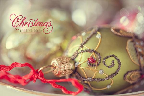 High Quality Christmas Greetings