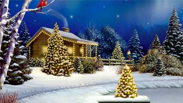 High Quality Christmas Wallpaper