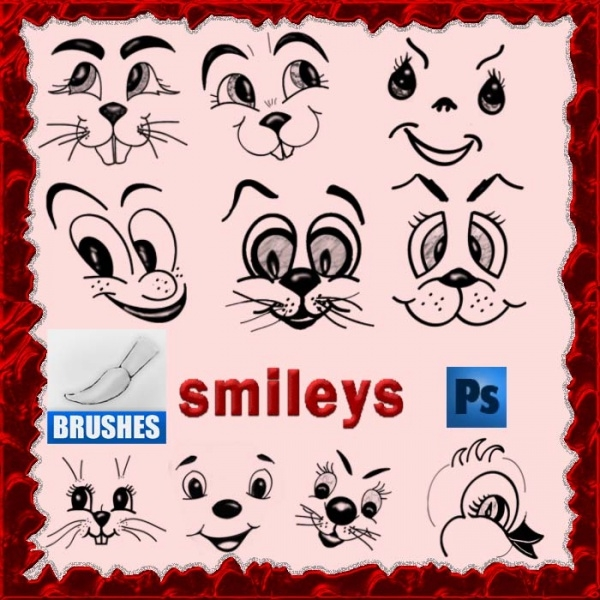 High Quality Smile Brushes