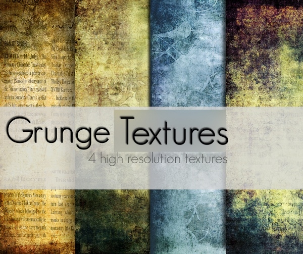 High Resolution Grunge Texture