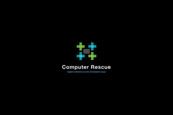 Identity Mark Computer logo