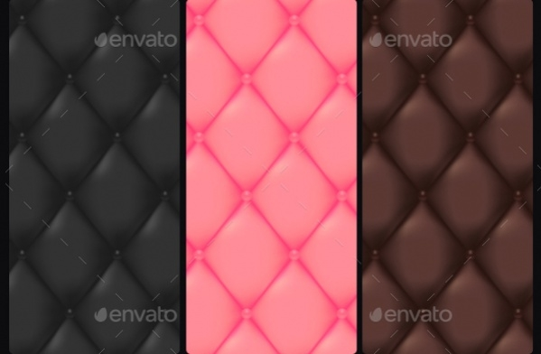 Luxury Quilted Seamless Patterns