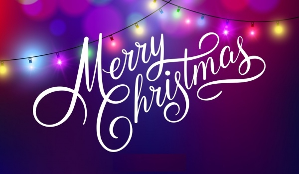 Merry Christmas Business Greetings