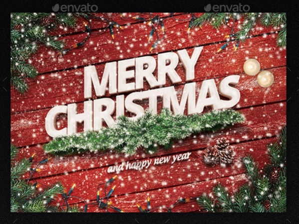 merry christmas greeting card1