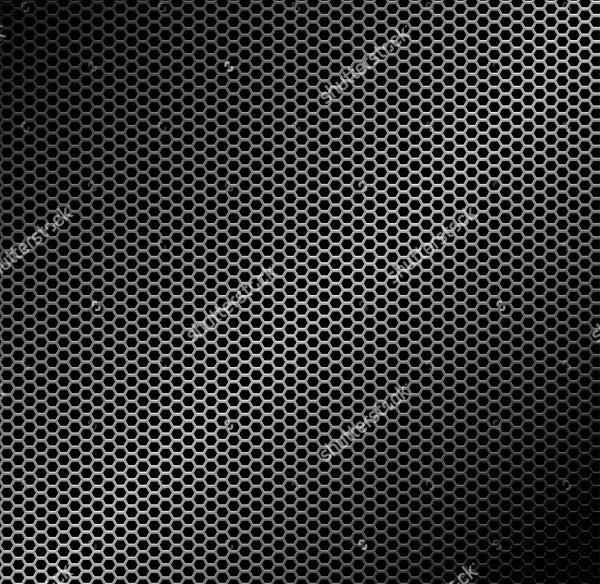 Metal Mesh Texture Design