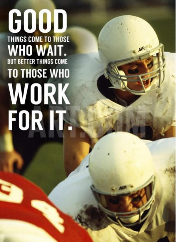 Motivational Sports Poster