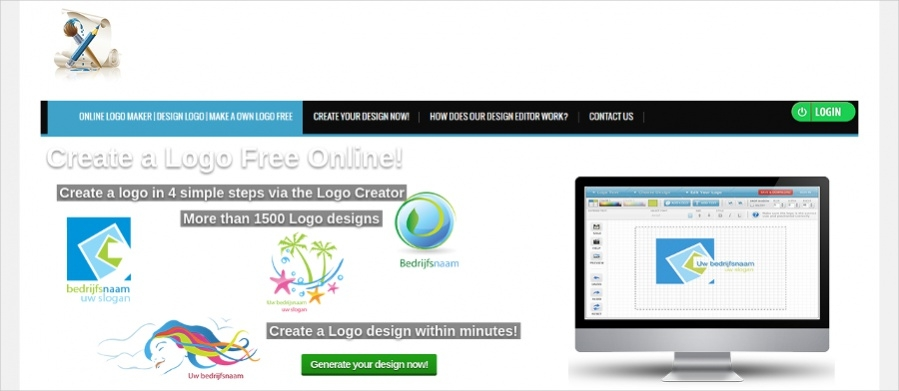 Online Logomaker - Advanced Online Logo Maker Technology