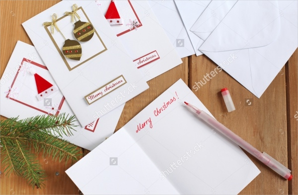 PSD Christmas Cards Design