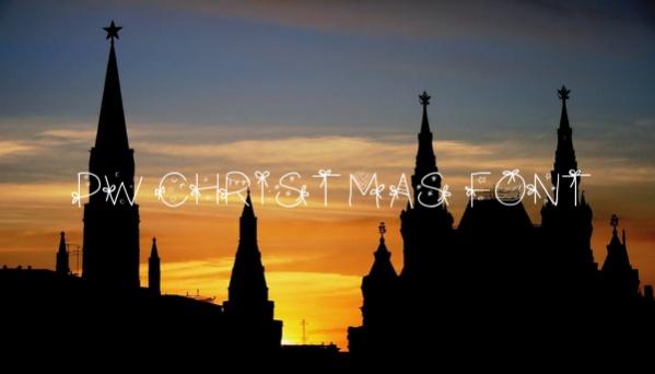 pw-christmas-font