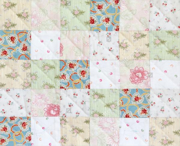 Patchwork Classic Quilt pattern