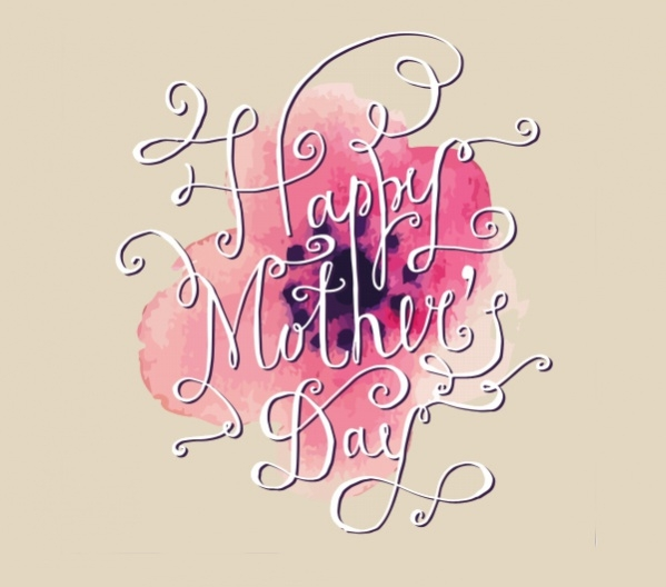 Personalized Mothers Day Card