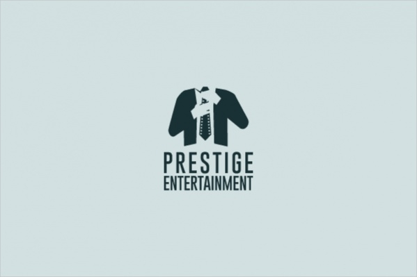 Prestige Entertainment Logo Design