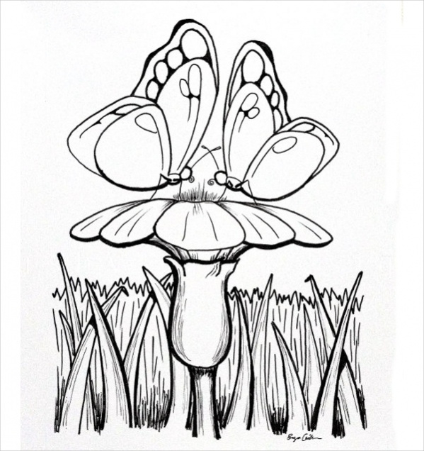 Print Coloring Pages for Adults