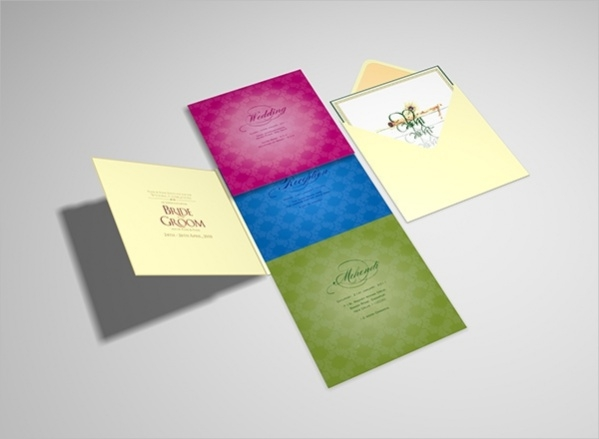 Print Wedding Card