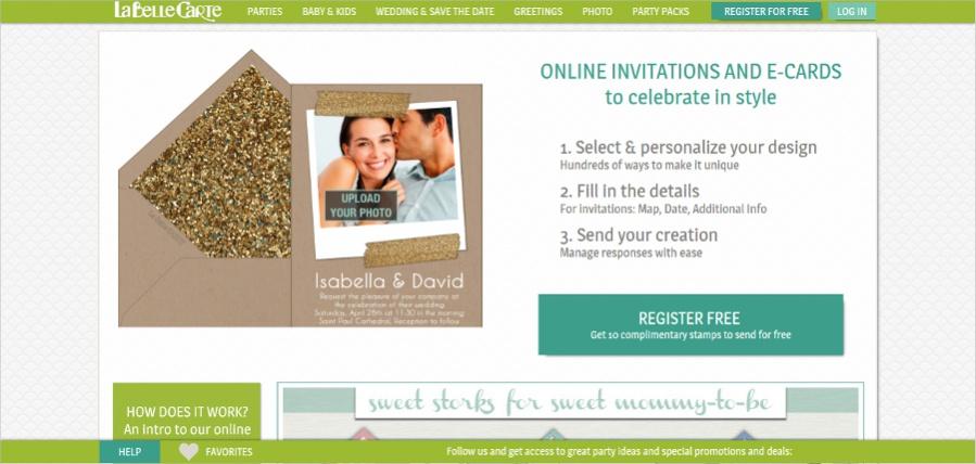 Printable Free Online Invitations