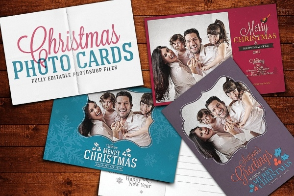 Printable Graphic Photo Cards