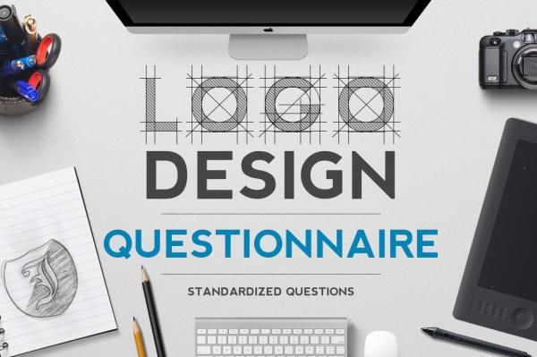 questionnaire logo design