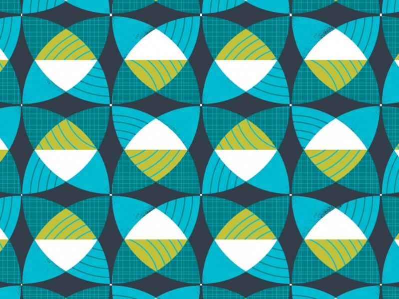 Quilt inspired pattern