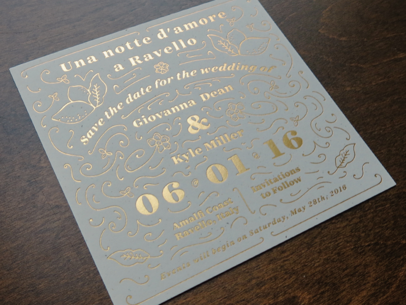 Save The Date Invitation Wording