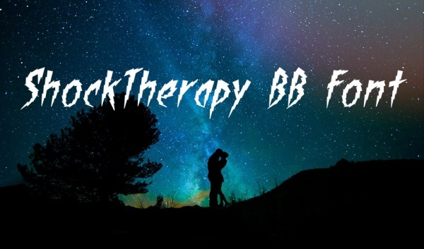 ShockTherapy BB Font