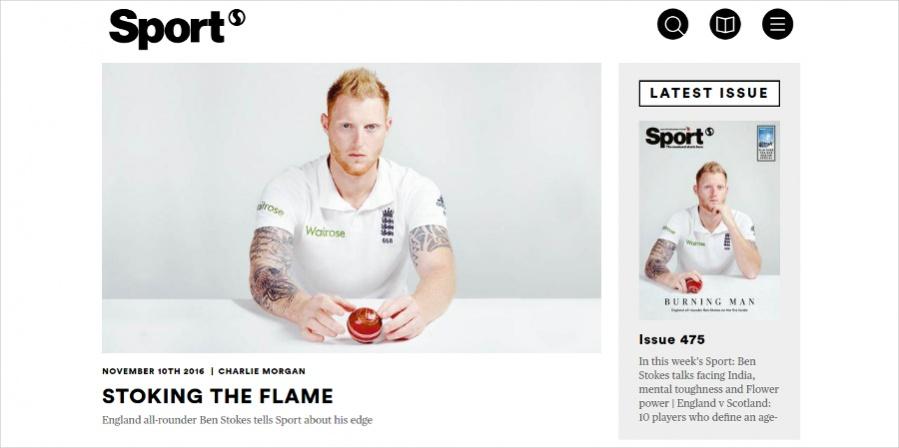 Sports Online Magazine