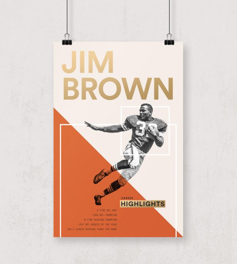 Sports Poster Design