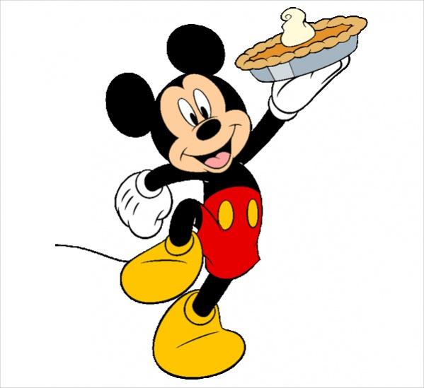 Thanksgiving Disney Clipart