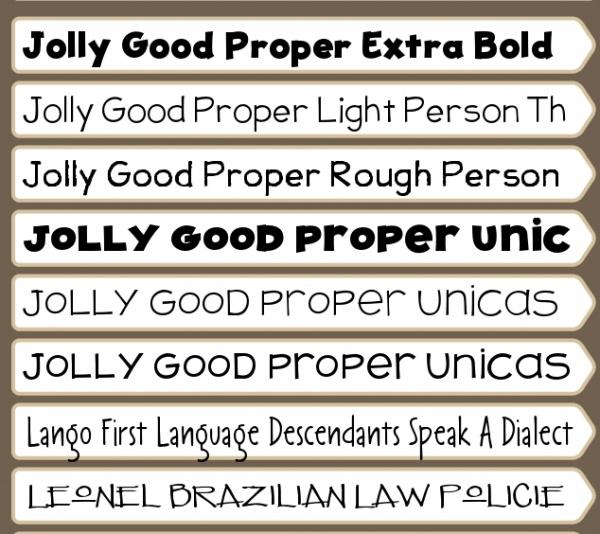 elegant thanksgiving font
