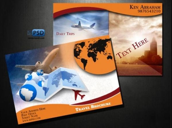 Travel Tour Brochure