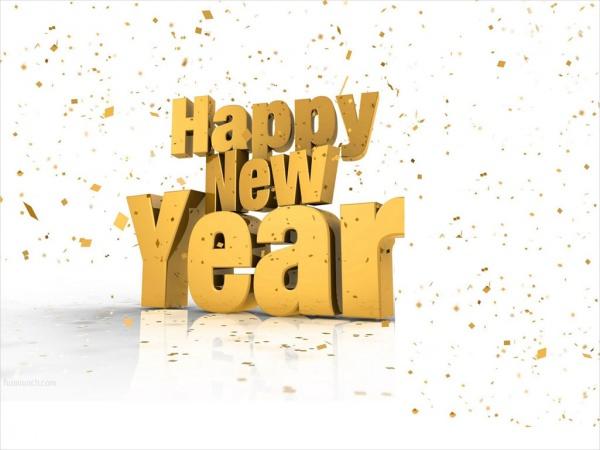 Unique Happy New Year Image